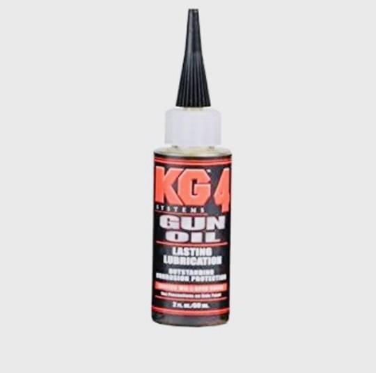 KG-4 Gun Oil 59ml