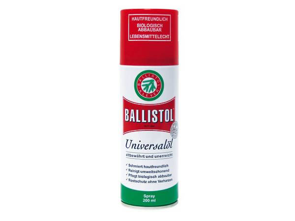 Ballistol Oil Spray 200ml