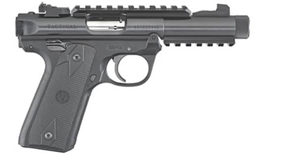 Ruger 22/45 Mark IV Tactical 40149