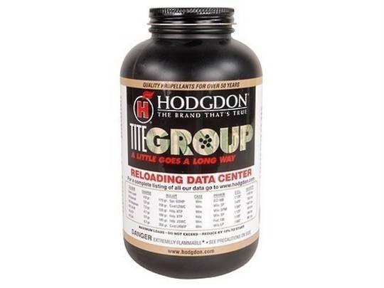 Hodgdon TiteGroup 1lb