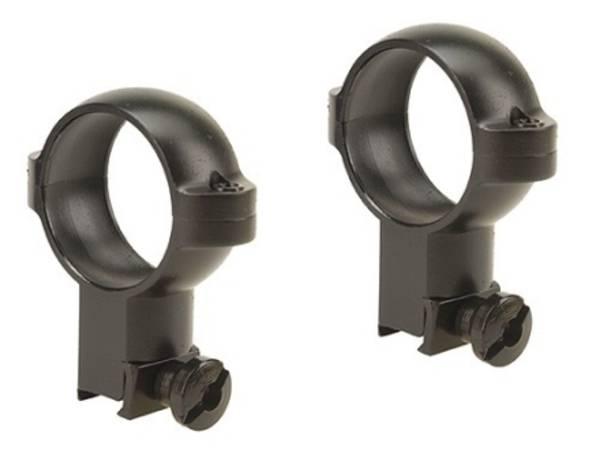 "Burris Custom Steel .22 Signature Rings 1"" High Black Matte 420556"