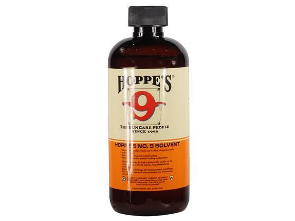 Hoppes No9 Powder Solvent 16oz