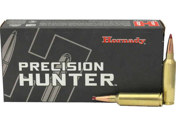 Hornady Precision Hunter 7mm WSM 162gr ELD-X x20
