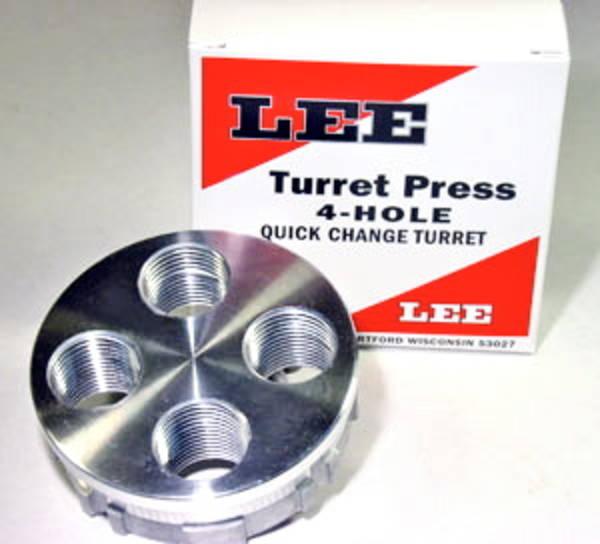 Lee 4 Hole Turret 90269