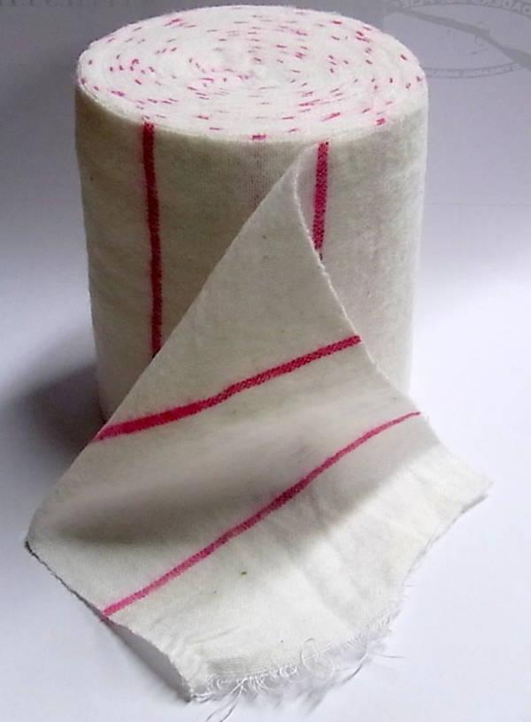 Roll of 4x2 Cloth