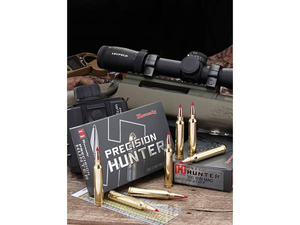 Hornady Precision Hunter 300 RUM 220gr ELD-X x20 #8209