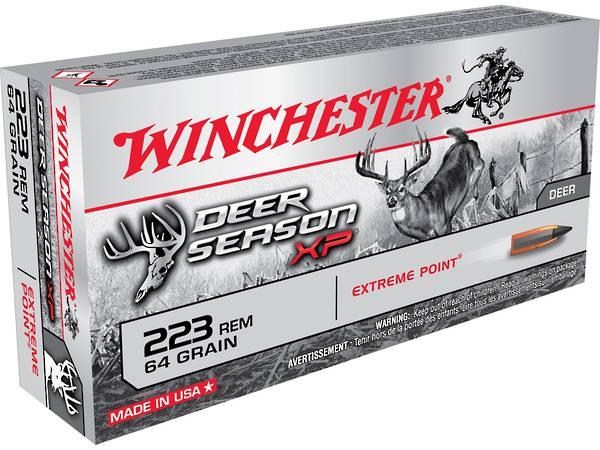 Winchester 223 Rem 64gr Deer Season