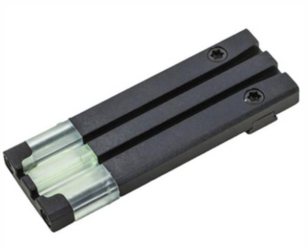 TAS Rear 1 Dot Sight Glock Red