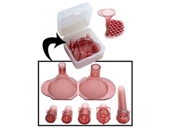 MTM Universal Powder Funnel Kit AF7