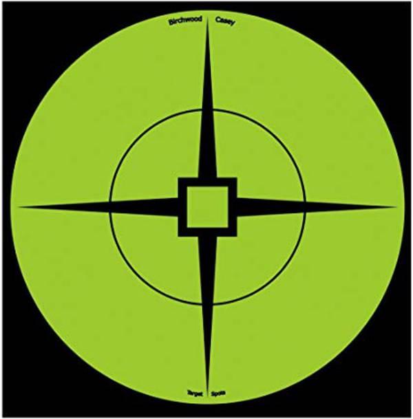 "Birchwood Casey Target Spots 10x6"" Green"
