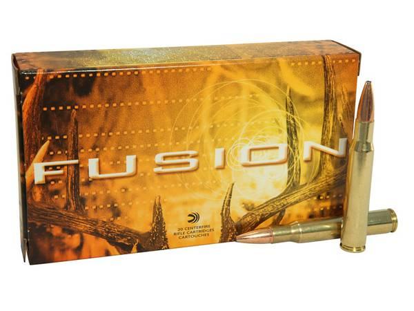 Federal Fusion 30-06 SPRG 180gr x20