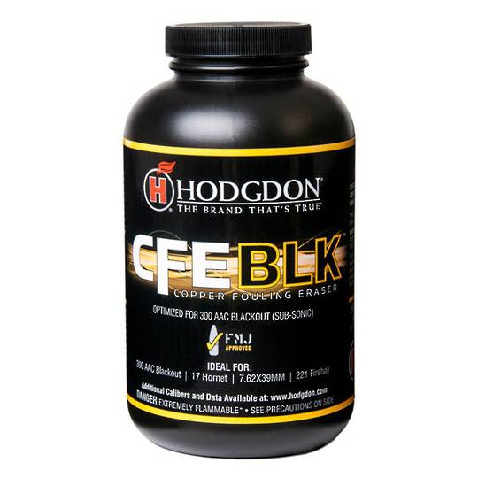 Hodgdon CFE Black 1lb