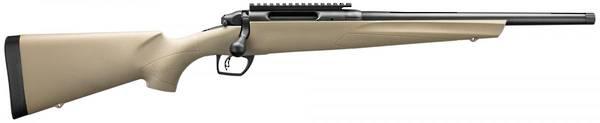 "Remington 783 Synthetic 223rem 16.5"" Heavy barrel FDE"