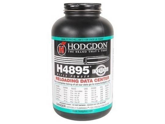 Hodgdon H4895 1LB