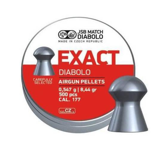 JSB Exact .177 8.44gr 546237-500