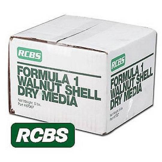 RCBS Walnut Shell media 5lbs