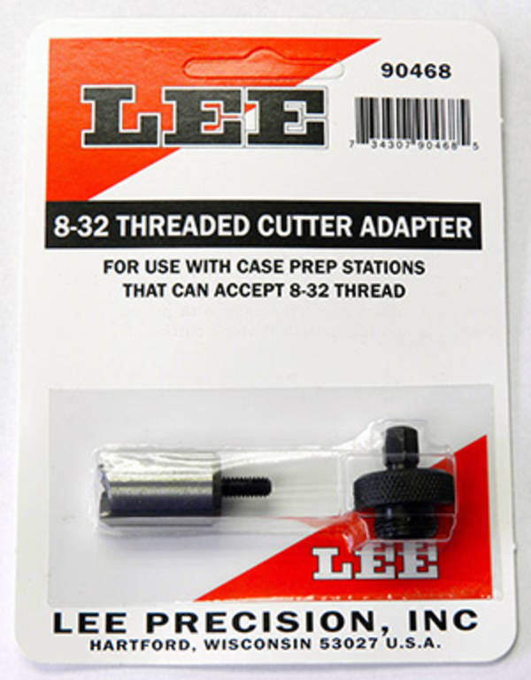 Lee 8-32 Threaded Cutter #90468