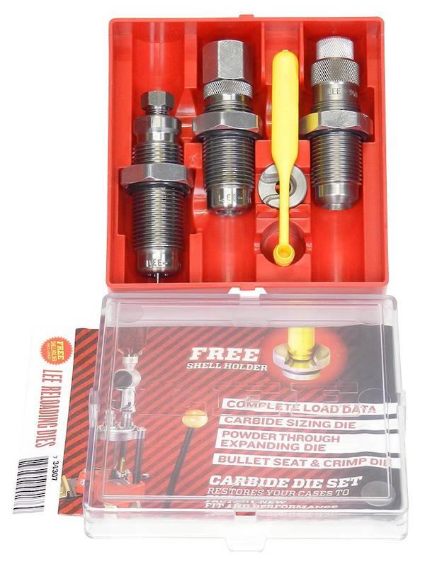 3 Die Set Carbide 9mm Luger #90509