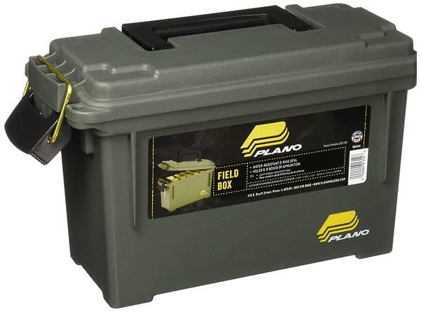 Plano Field Box Green #13120