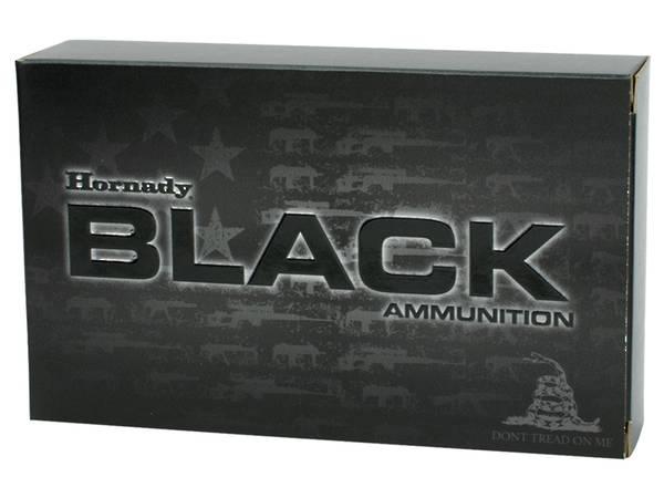 Hornady Black 6.5 Grendel 123gr ELD Match #81528