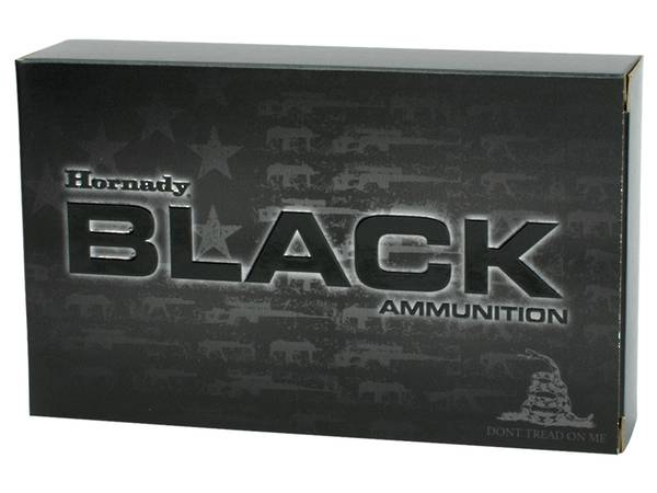 Hornady Black 300 Blackout 208gr A-Max x20 #80891