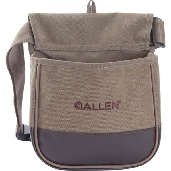 Allen Double Compartment Canvas Shell Bag