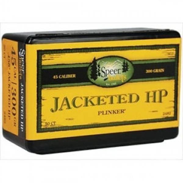 Speer Jacketed HP 458cal 300grain 2482