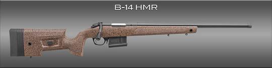"""Bergara B14 HMR 6.5 Creedmoor 24"""""""