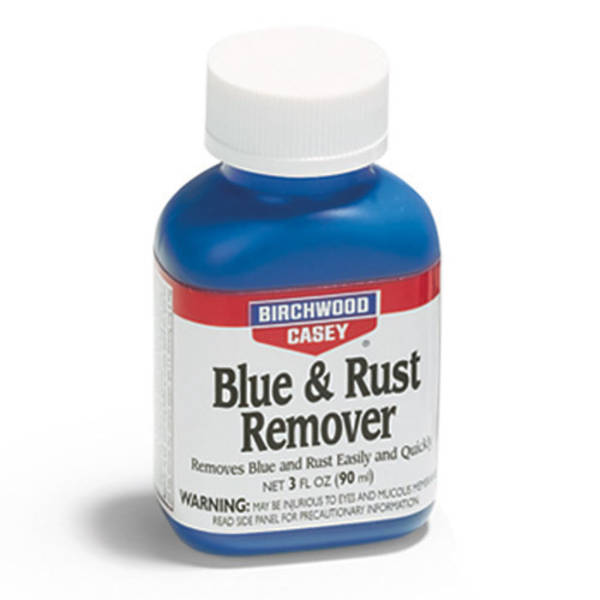 Birchwood Casey Blue and Rust Remover