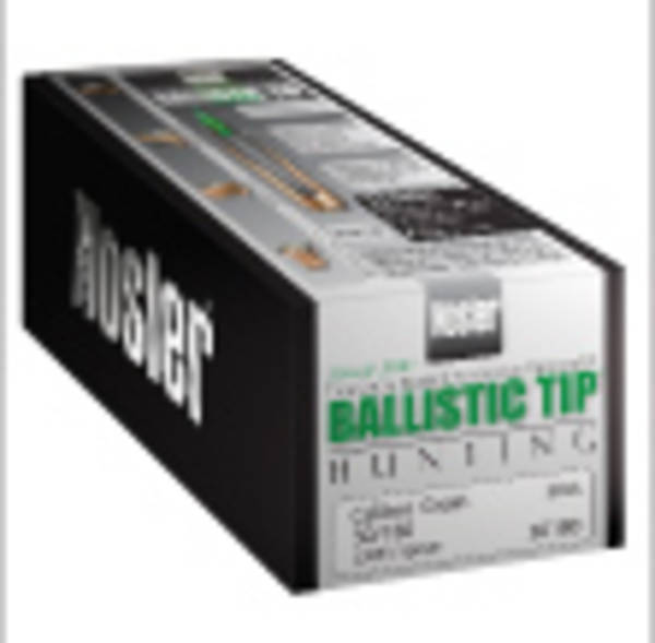 Nosler Ballistic Tip 30cal 180gr 30180
