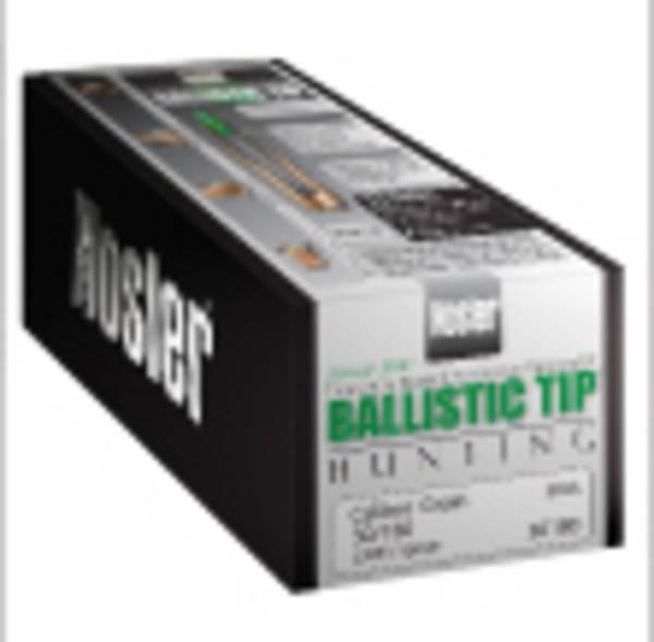 Nosler Ballistic Tip 30cal 165gr 30165