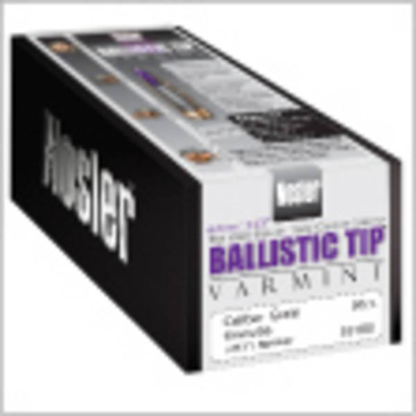 Nosler Ballistic Tip Varmint 22cal 50gr  39522