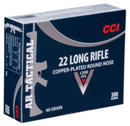 CCI Tactical 22lr 40gr RN x300