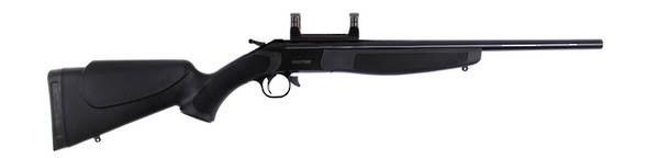 Bergara Scout 300AAC Blued / Syn / Threaded