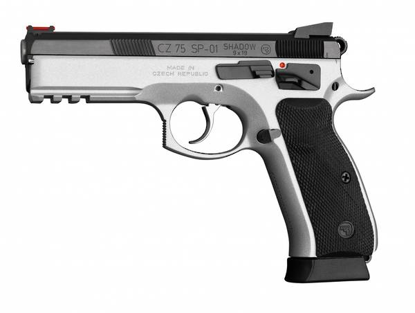 CZ 75 SP-01 Shadow 9mm Dual Tone