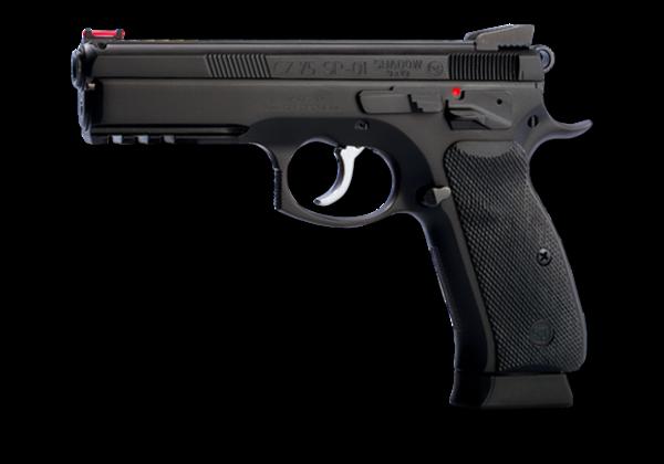 CZ 75 SP-01 Shadow 9mm
