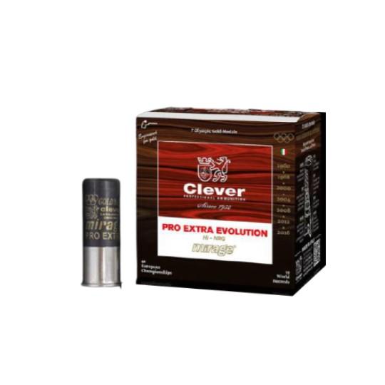 SLAB Clever 12ga Pro Extra Evolution T4 28gr #7.5