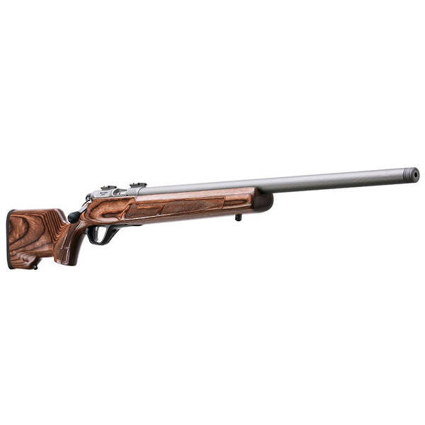 Lithgow L101 Crossover Rifle 22LR Laminate Stock with threaded barrel