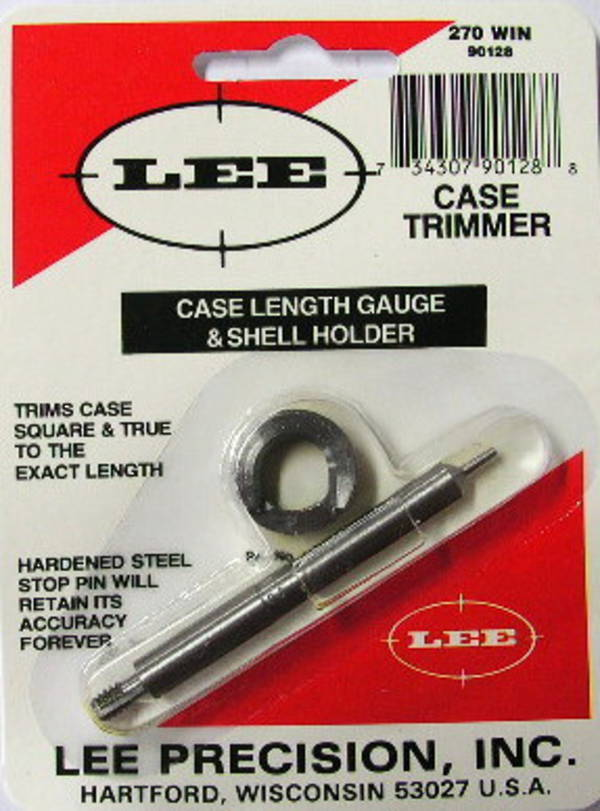 Lee Case Length Gauge 22 Hornet 90111