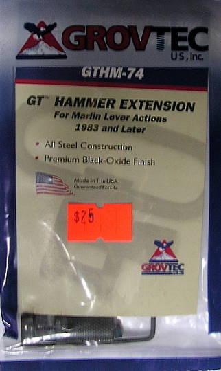 GrovTec Hammer Extension