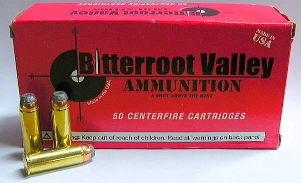 BVAC 44 Magnum 240gr JHP 250 Rounds