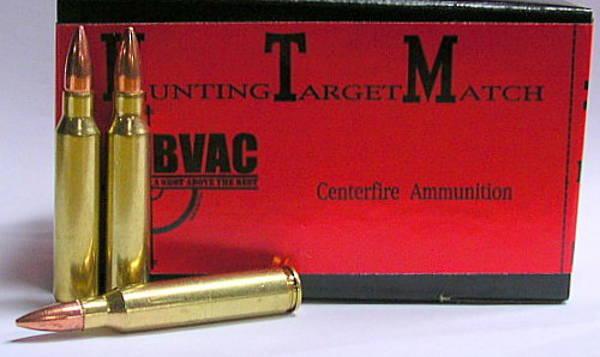 BVAC 30 M1 Carbine 110gr FMJ 500 Rounds