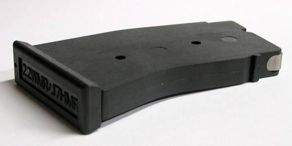 CZ 452 10 Shot Polymer 22WMR 17HMR Magazine
