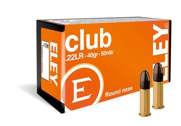 Eley Club 22LR 40gr x500