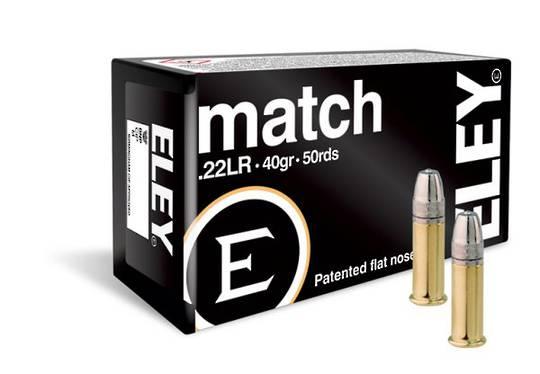 Eley Match 22LR x50