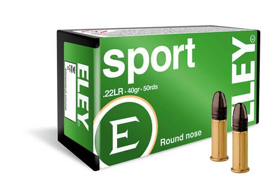 ELEY SPORT 22LR x50
