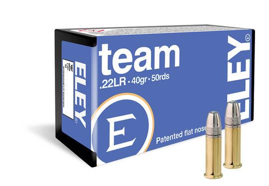 ELEY TEAM 22LR x50