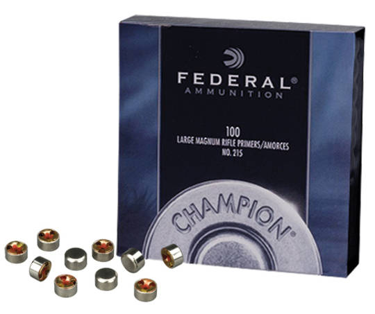 Federal Large Magnum Rifle Primers No 215 1000