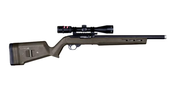 Magpul Hunter X Stock For 10/22 Olive Drab #MAG548