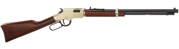 Henry Lever Action Golden Boy 22LR